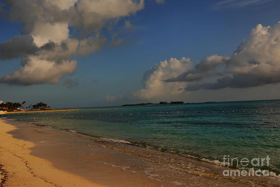 Bahama Photograph - Bahama Ocean View by Nancie DeMellia