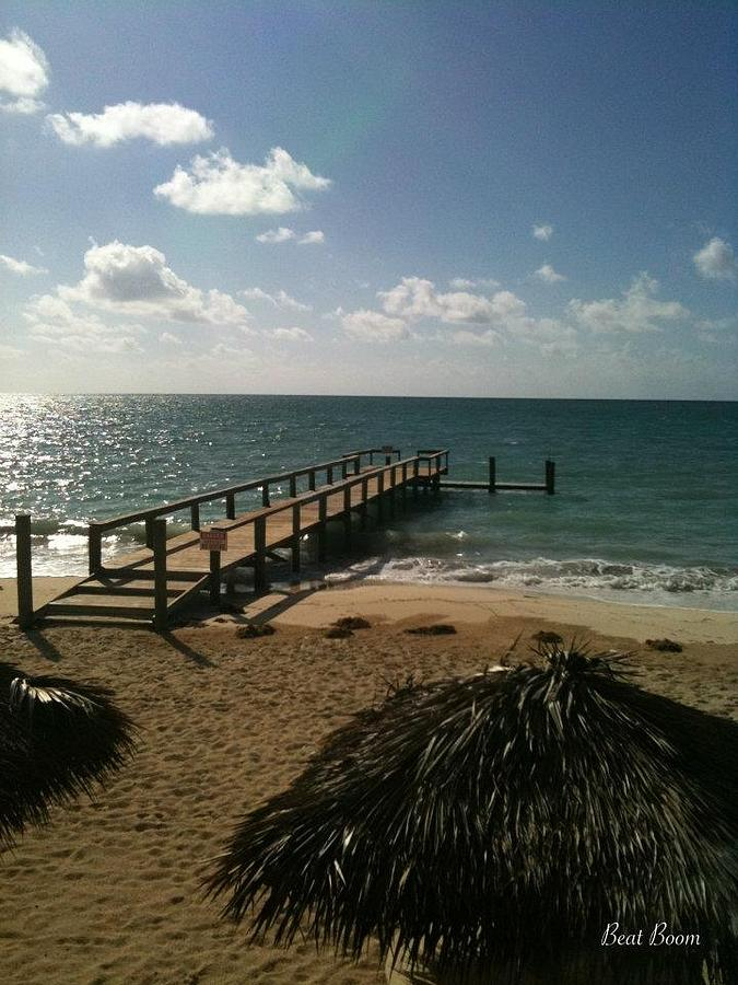 Paradise Photograph - Bahamas by Static Studios