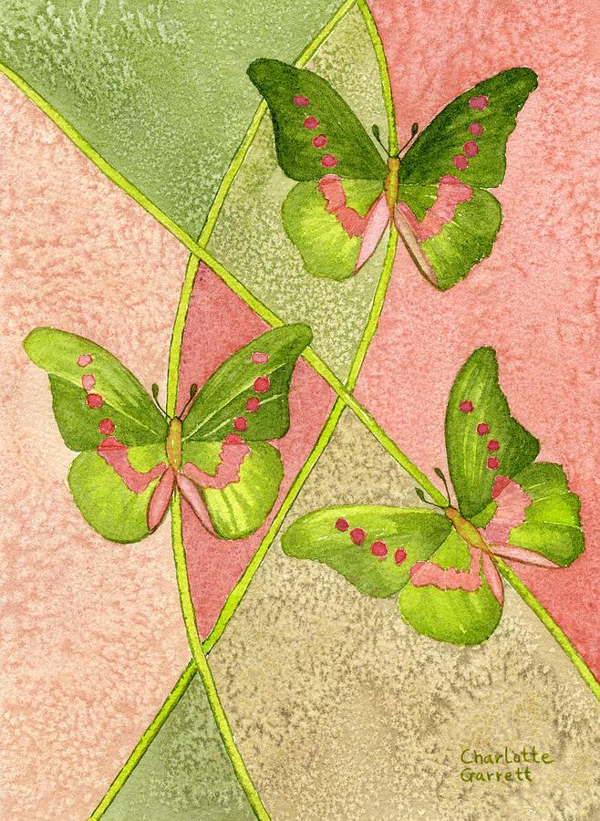 Balance Butterfly by Charlotte Garrett
