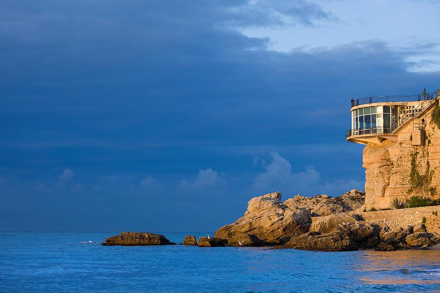 Costa Photograph - Balcon De Europa In Nerja by Artur Bogacki
