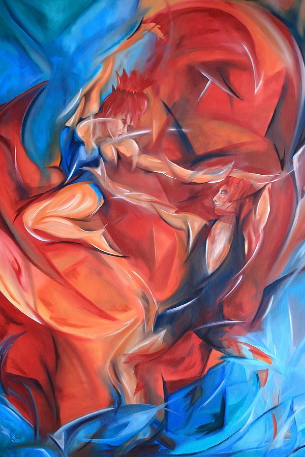 Ballet dancer by Harri Spietz