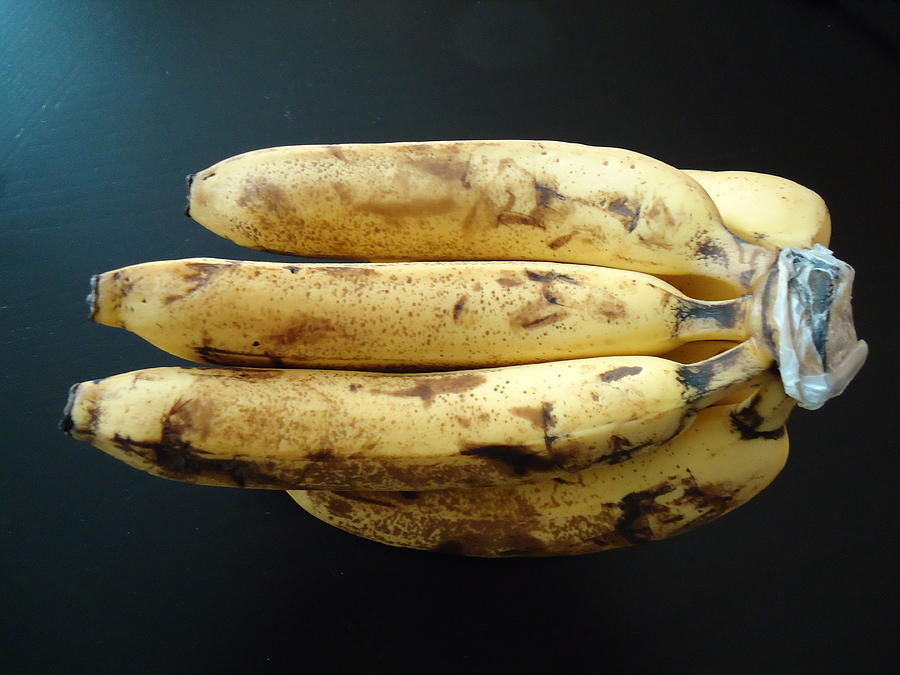 Banana Photograph by Vish Pai