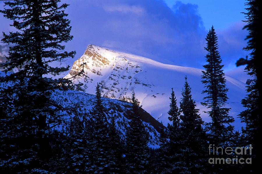 Banff National Park Photograph - Banff National Park 1 by Terry Elniski