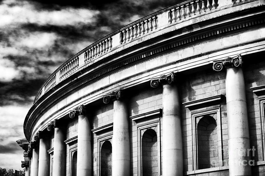 Bank Of Ireland Photograph - Bank Of Ireland by John Rizzuto