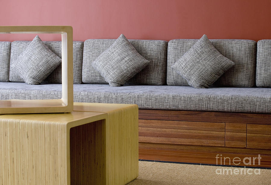 Banquette Photograph   Banquette Seating By Shannon Fagan