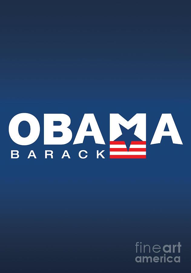 Barack Obama Photograph - Barack Obama by Darren Burroughs