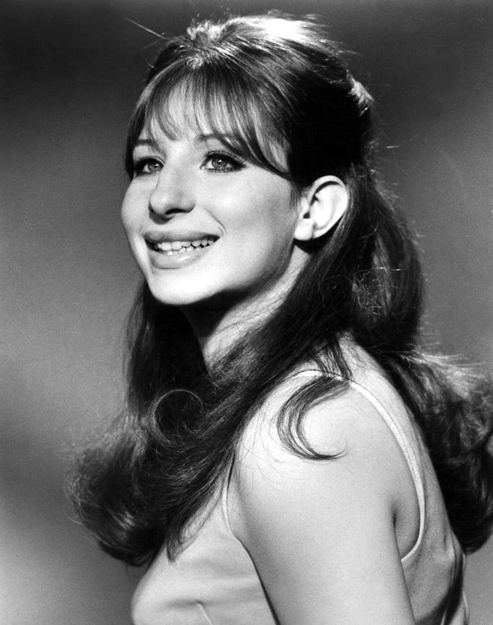 1960s Portraits Photograph - Barbra Streisand, Early 1960s by Everett