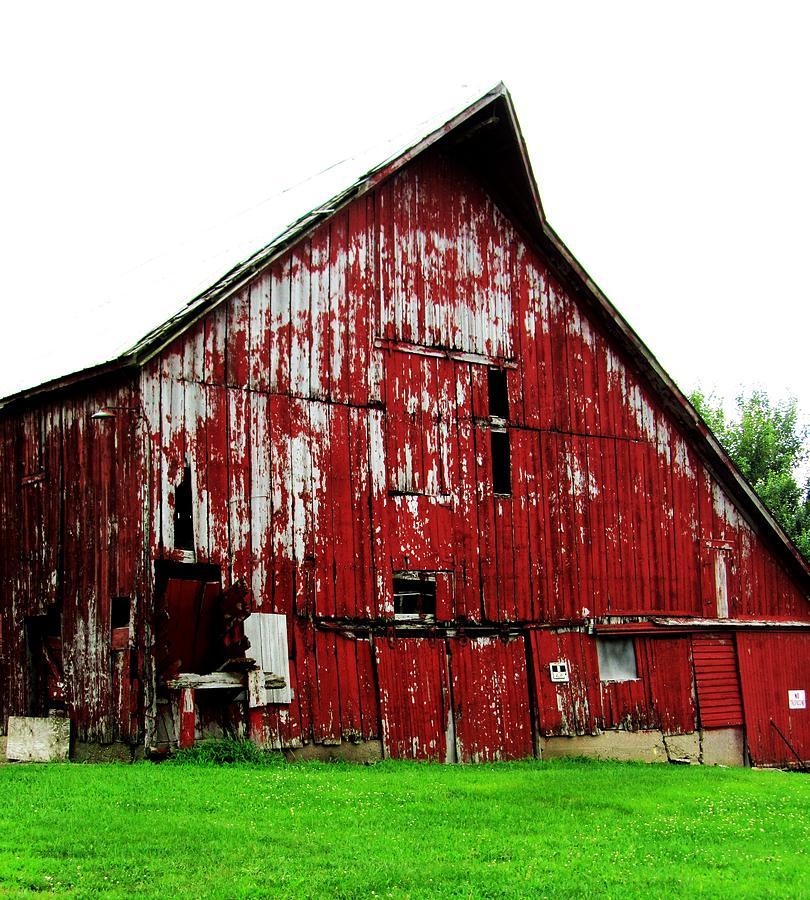 Barn Photograph - Barn-26 by Todd Sherlock
