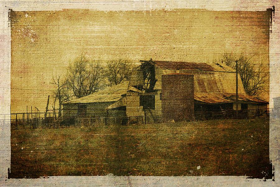Barn Photograph - Barn 3 by Toni Hopper