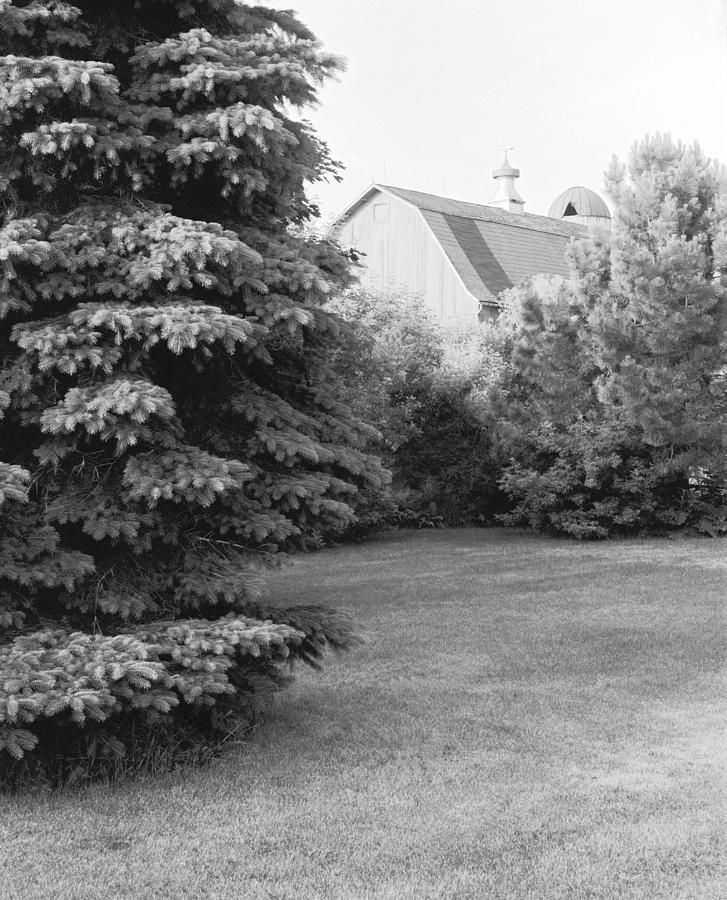 Wisconsin Photograph - Barn Finial by Jan W Faul