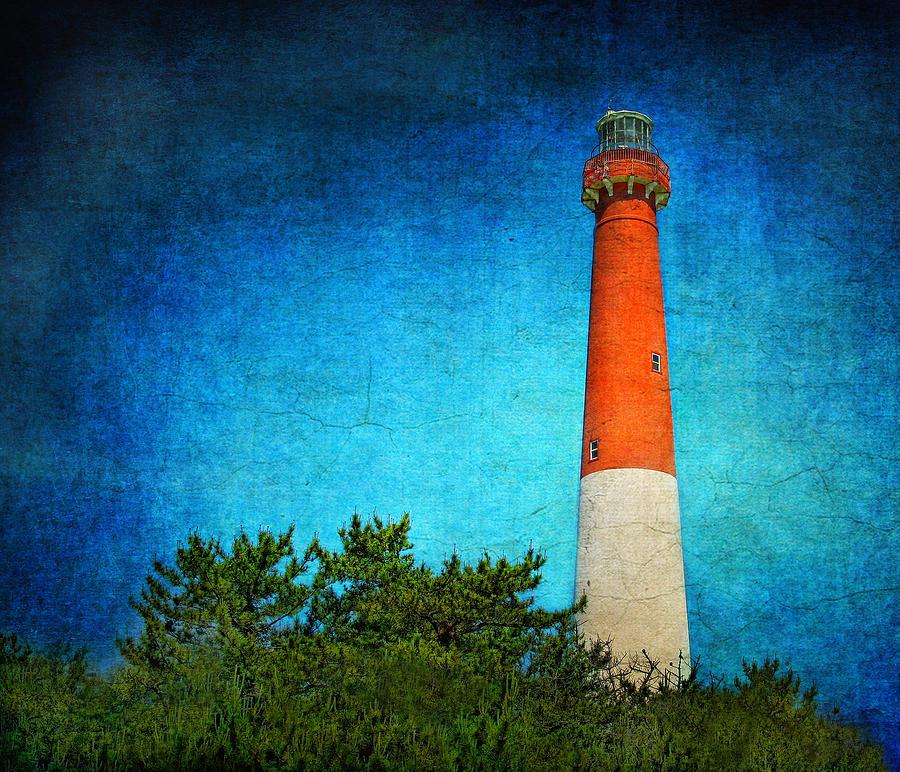 Lighthouses Photograph - Barnegat Light by Pat Abbott