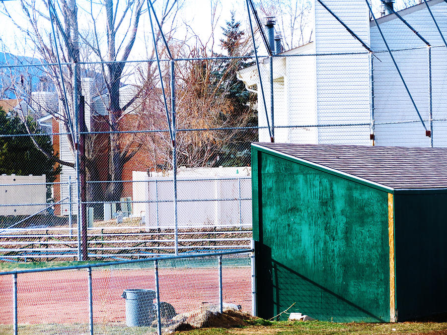 Baseball Photograph by Joey Sack