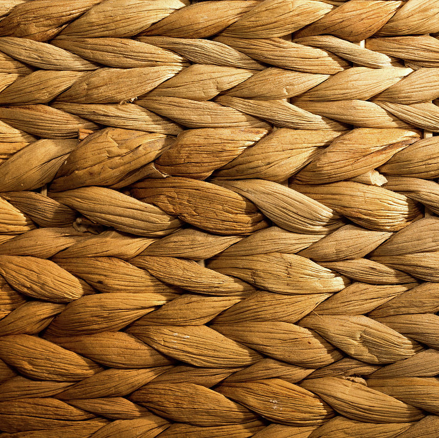 Horizontal Photograph - Basket Weave by Peter Chadwick LRPS