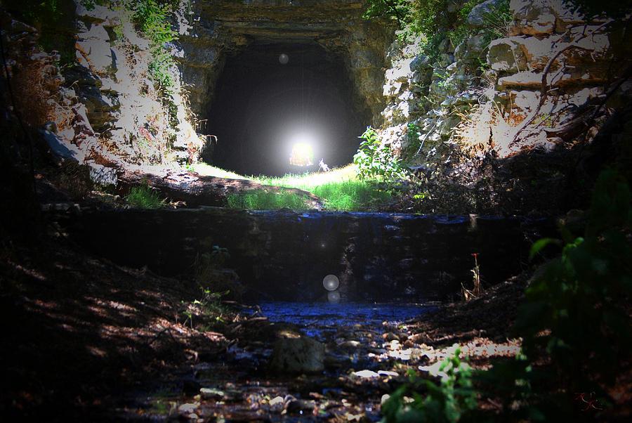 Bat Cave Photograph - Bat Cave by Kelly Rader