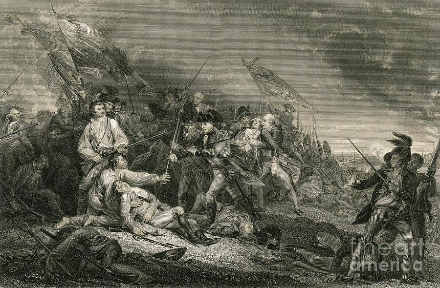 an overview of the battle of bunker hill in the history Among the most notorious battles of the american revolution, the 1775 battle of bunker hill was a pivotal battle for american colonists in their bid for independence battered down by attacks from the british army during the siege of boston, the events of june 17, 1775 provided much needed encouragement for the colonists as well as sending a.