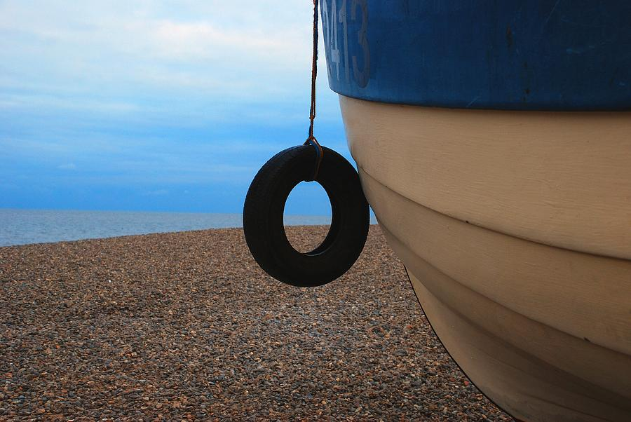 Boat Photograph - Beach Boat by Duncan Nelson