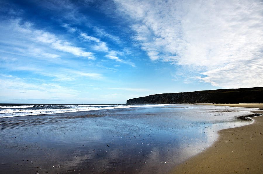 Bay Photograph - Beach by Svetlana Sewell