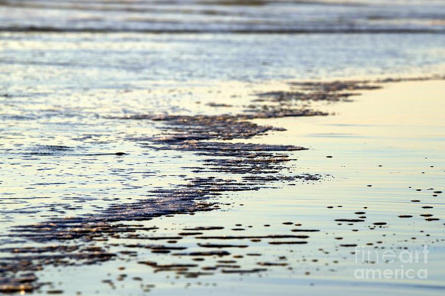 Beach Photograph - Beach Water by Henrik Lehnerer
