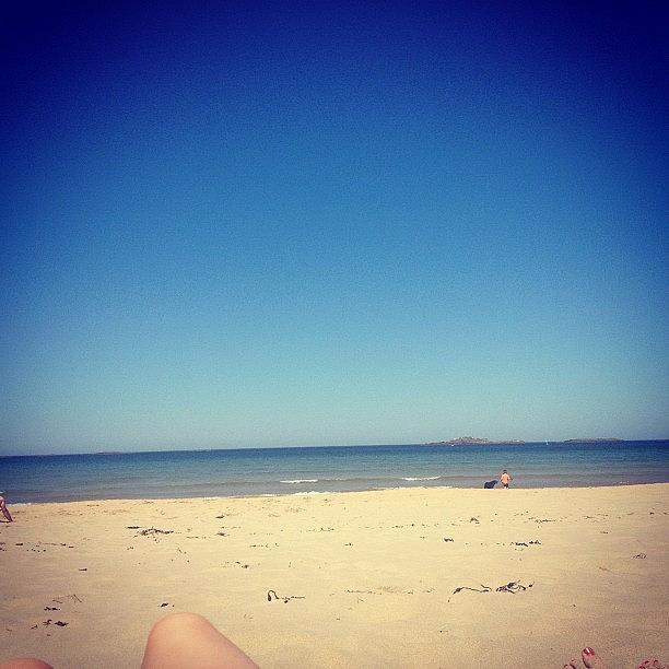 Sunny Photograph - Beachy Times :) #beach #portrush #sunny by Amy Reid 💜
