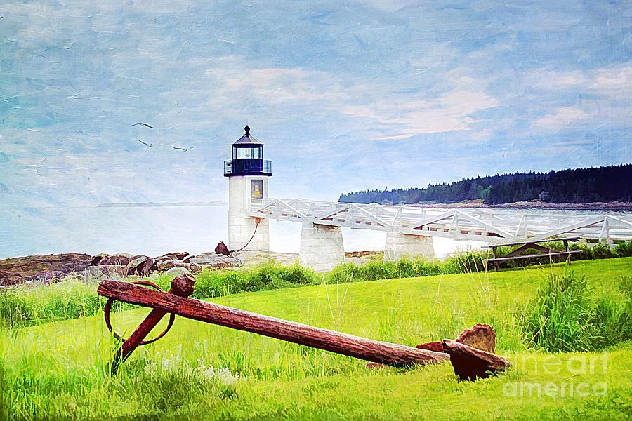 America Photograph - Beautiful Maine by Darren Fisher