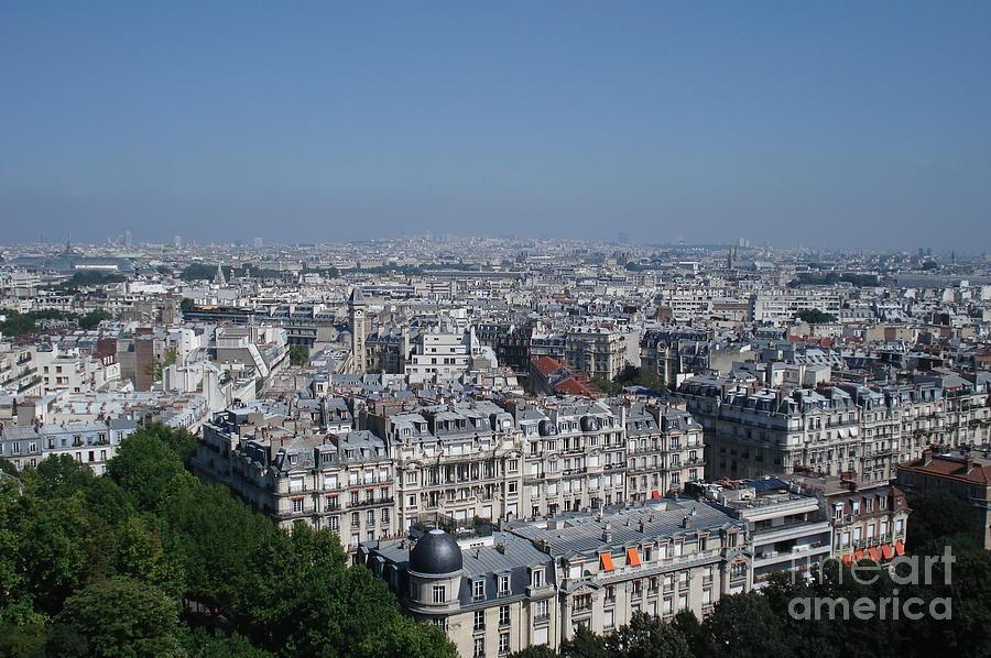 Paris Photograph - Beautiful Paris by David Peters