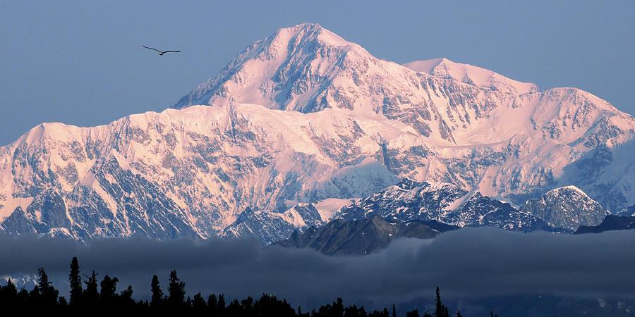 Beautiful Photography - Alaska Landscape by Earl Bowser