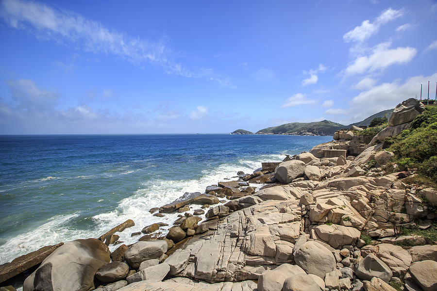 Horizontal Photograph - Beautiful Sea View by 712
