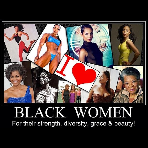 Maya Angelou Photograph - Beautiful Strong Black Women by Nigel Williams