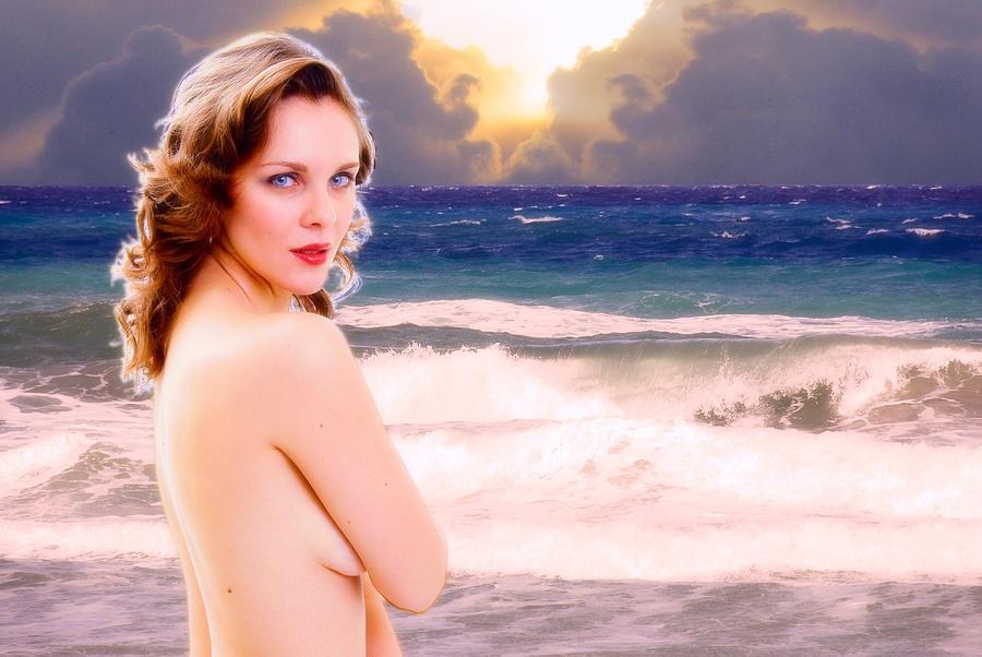 Beauty at Sea by Harry Spitz