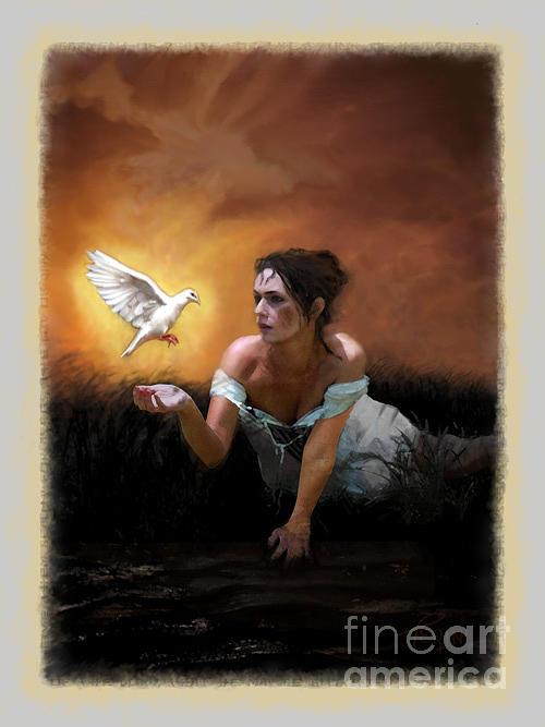Beauty For Ashes Digital Art By Sandra Perini