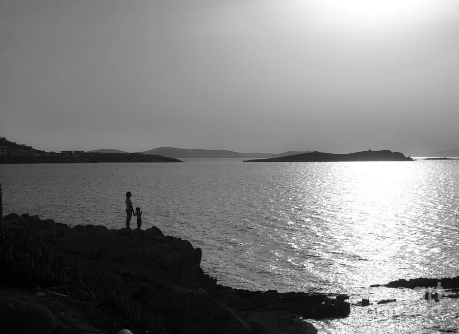 Mykonos Photograph - Beauty Of Mykonos by Leslie Leda