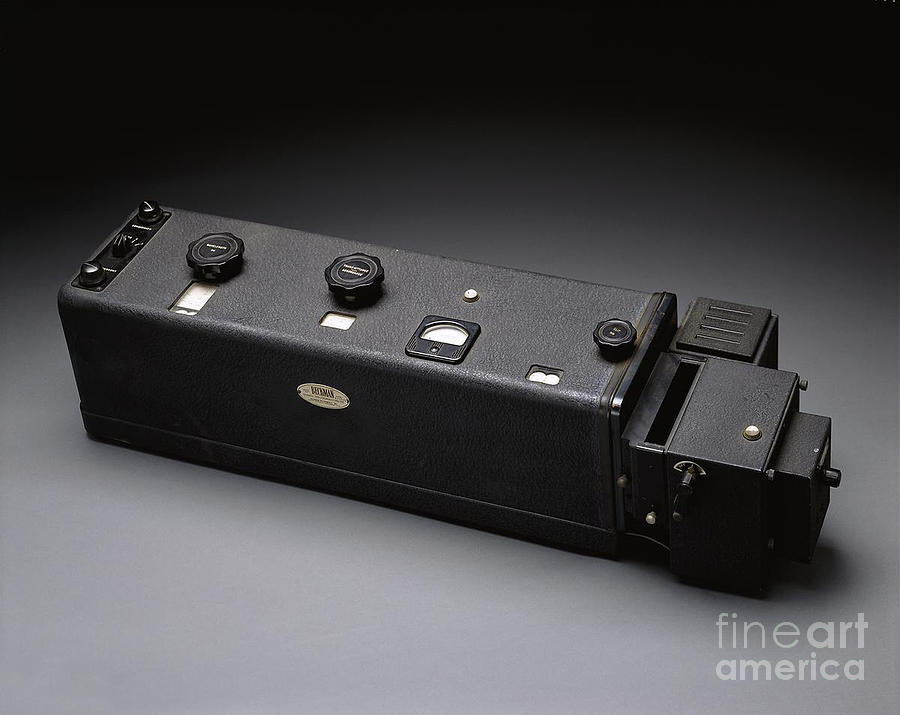 Science Photograph - Beckman Du Spectrophotometer, Circa 1950 by Science Source