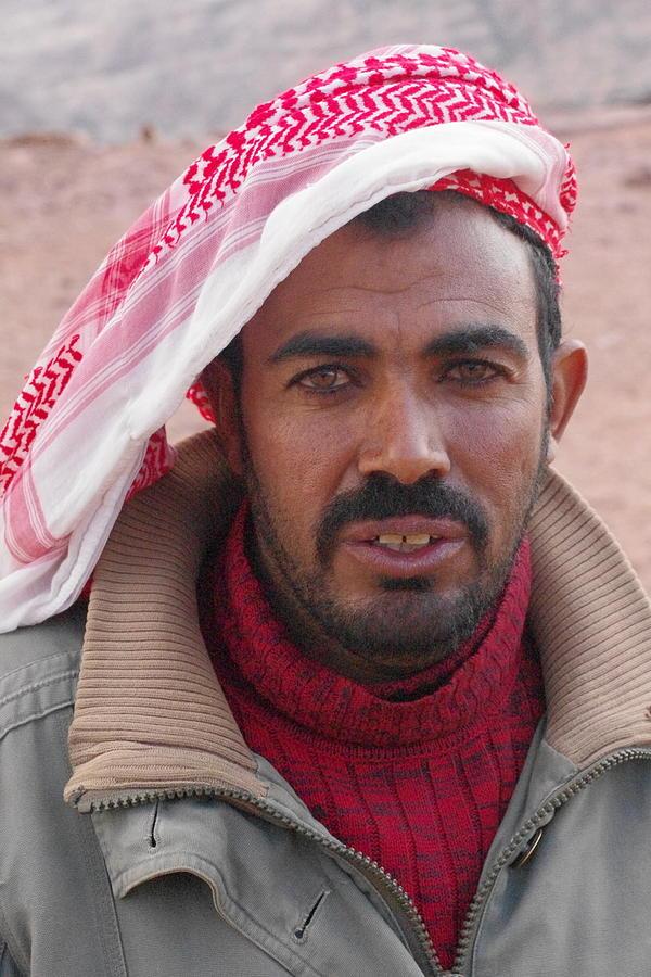Bedouin Painting - Bedouin by David George