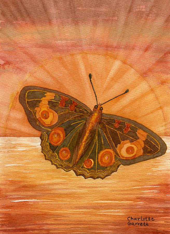 Beginnings Butterfly by Charlotte Garrett