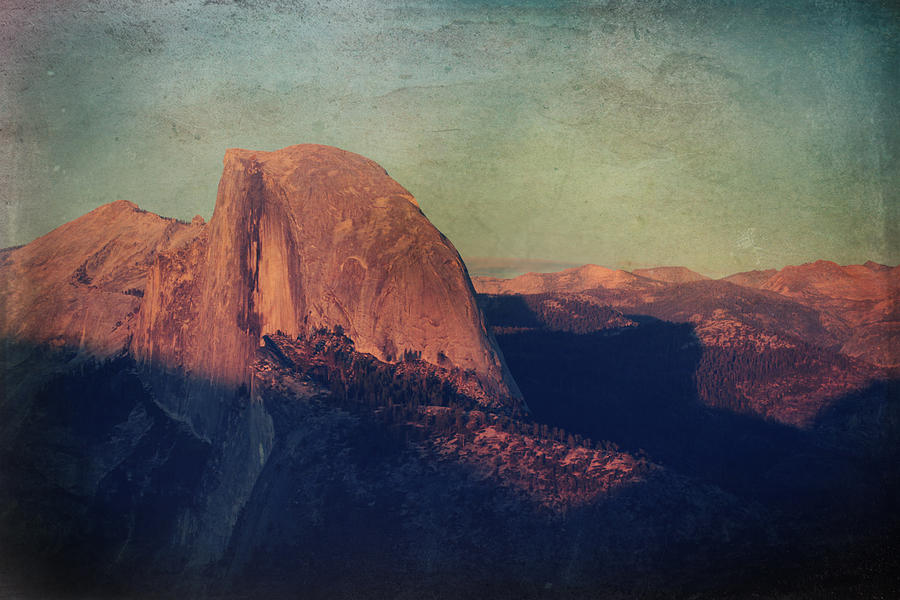 Half Dome Photograph - Believe You Can Soar by Laurie Search