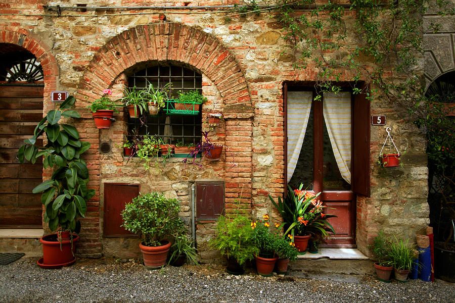 Tuscany Photograph - Bella by John Galbo