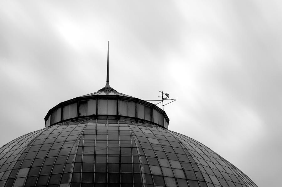 Detroit Photograph - Belle Isle Anna Scripps Whitcomb Conservatory by Gordon Dean II