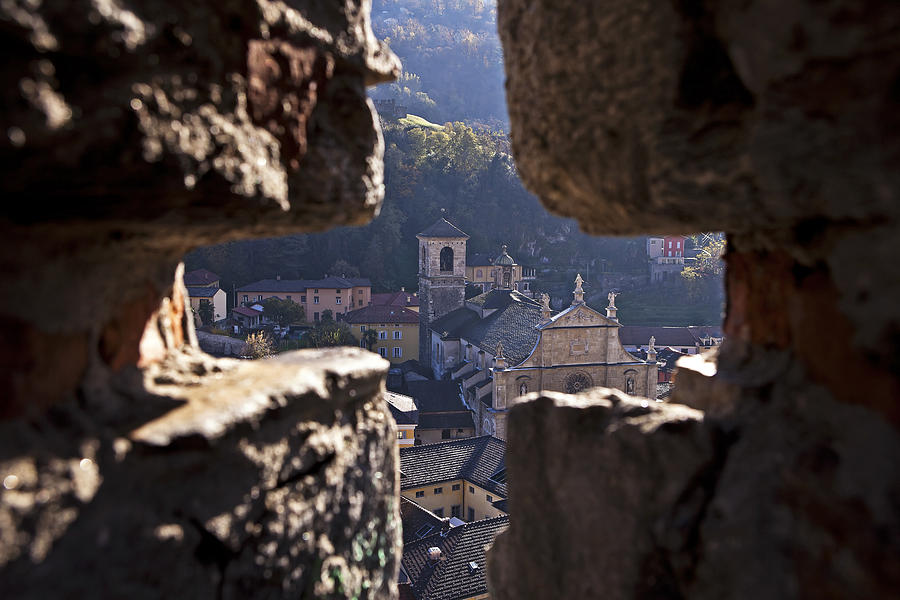Bellinzona Photograph - Bellinzona by Joana Kruse