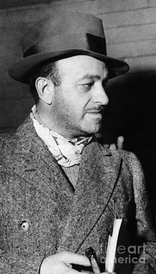 1940 Photograph - Ben Hecht (1894-1964) by Granger