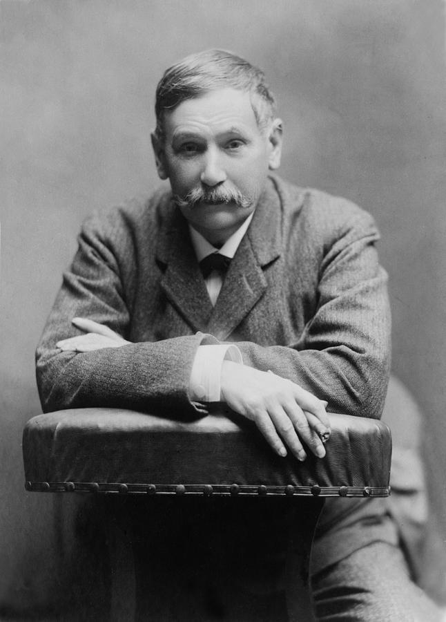 History Photograph - Benito P�rez Gald�s 1843-1920, Most by Everett