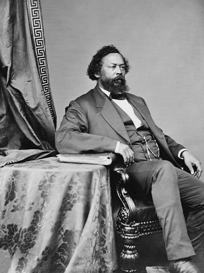 History Photograph - Benjamin Sterling Turner 1825 - 1894 by Everett