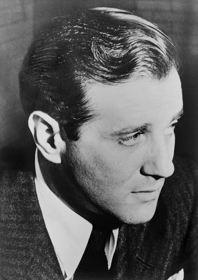 Benny Bugsy Siegel 1906 1947 Photograph By Everett