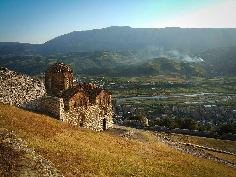Berati Castle Photograph by Emma Quedzuweit