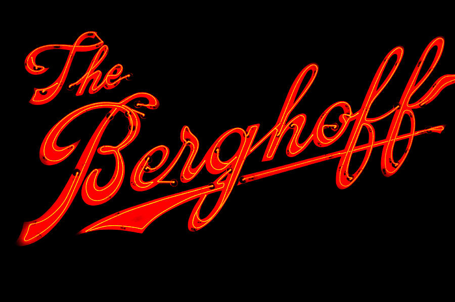 Berghoff Photograph by Zannie B