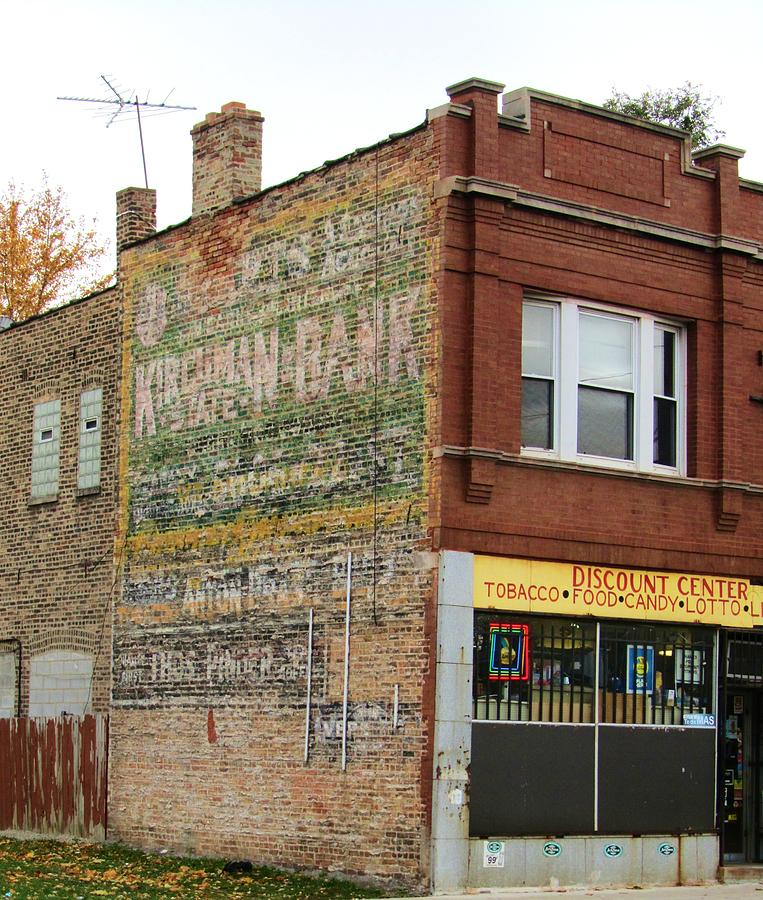 Old Building Photograph - Berwyn by Todd Sherlock