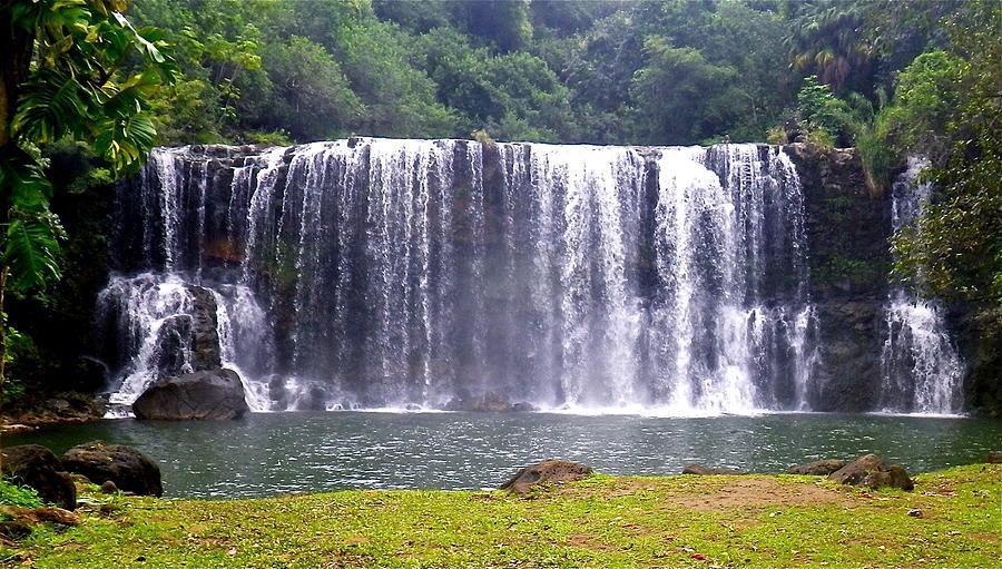 Waterfall Photograph - Best Waterfall by Erika Swartzkopf