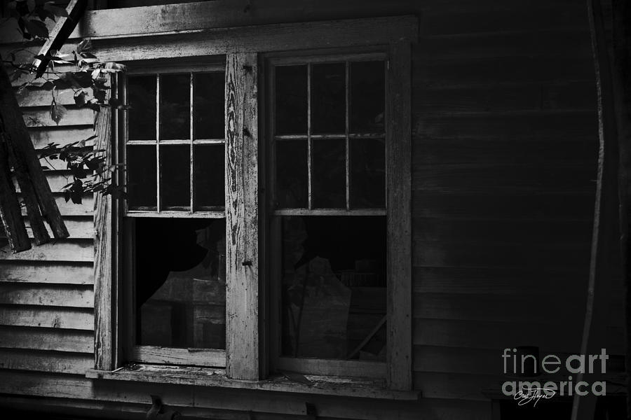 Farm House Photograph - Better Days by Cris Hayes