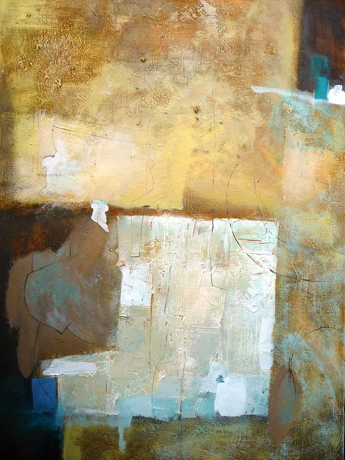 Abstract Painting - Better Than... by Teofana Zaric
