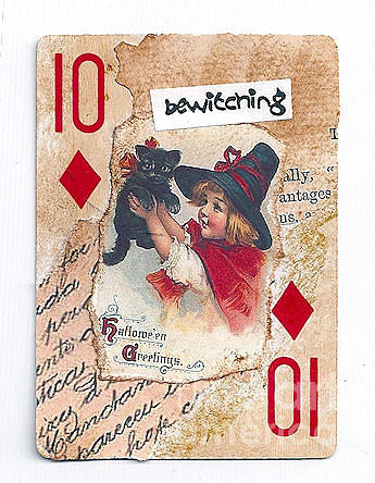 Bewitching Mixed Media by Ruby Cross