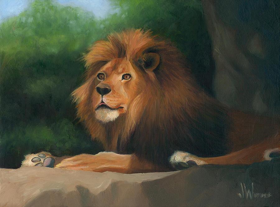 Big Cat by Joe Winkler